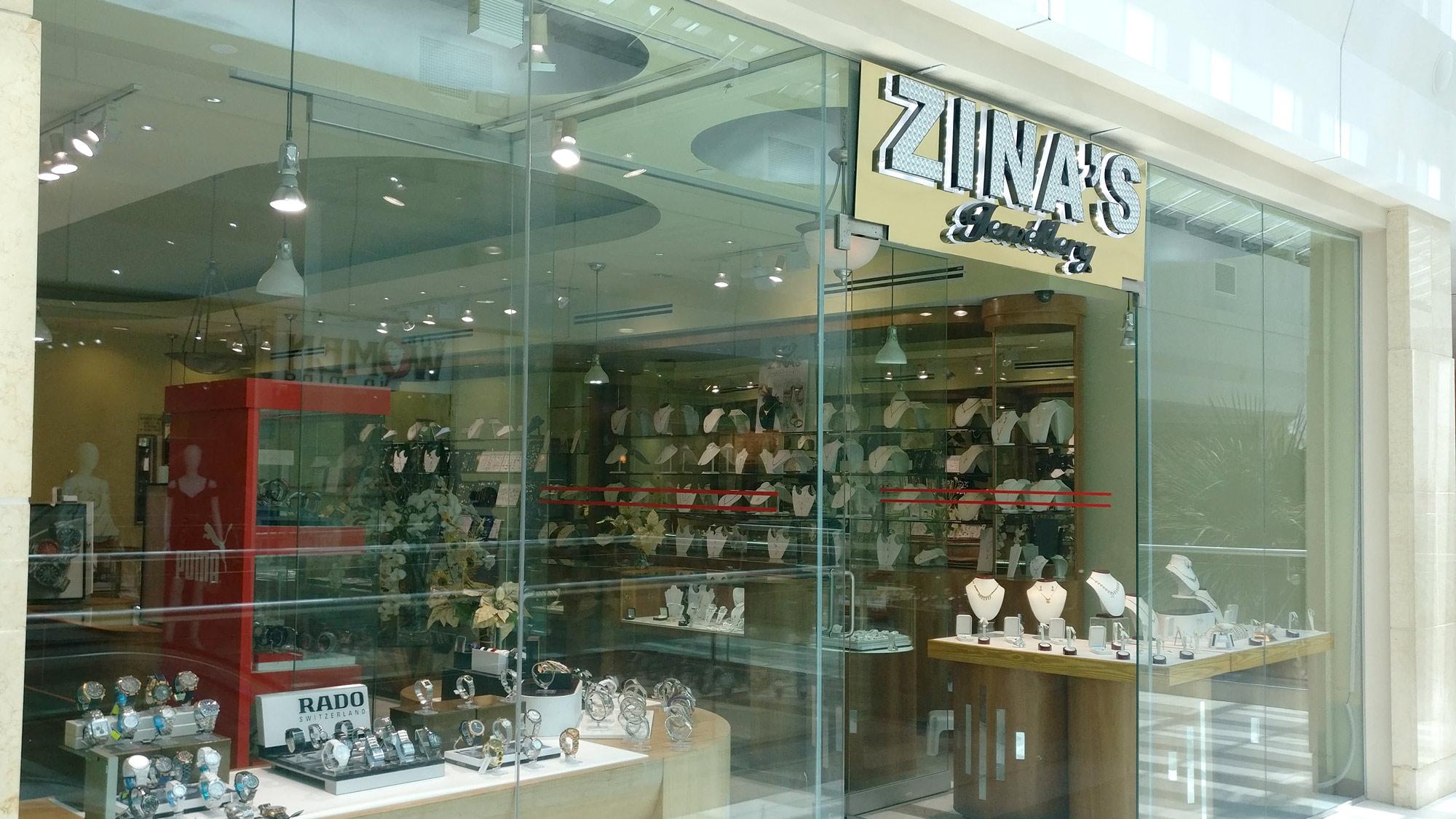 Zina's Jewellery