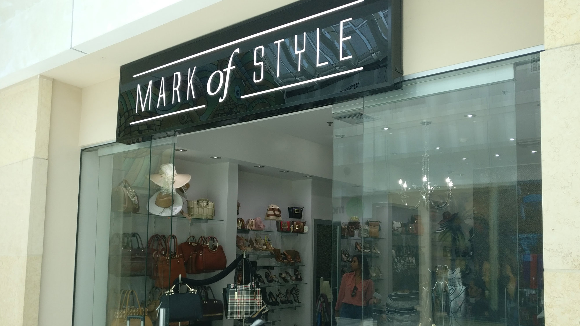 Mark of Style