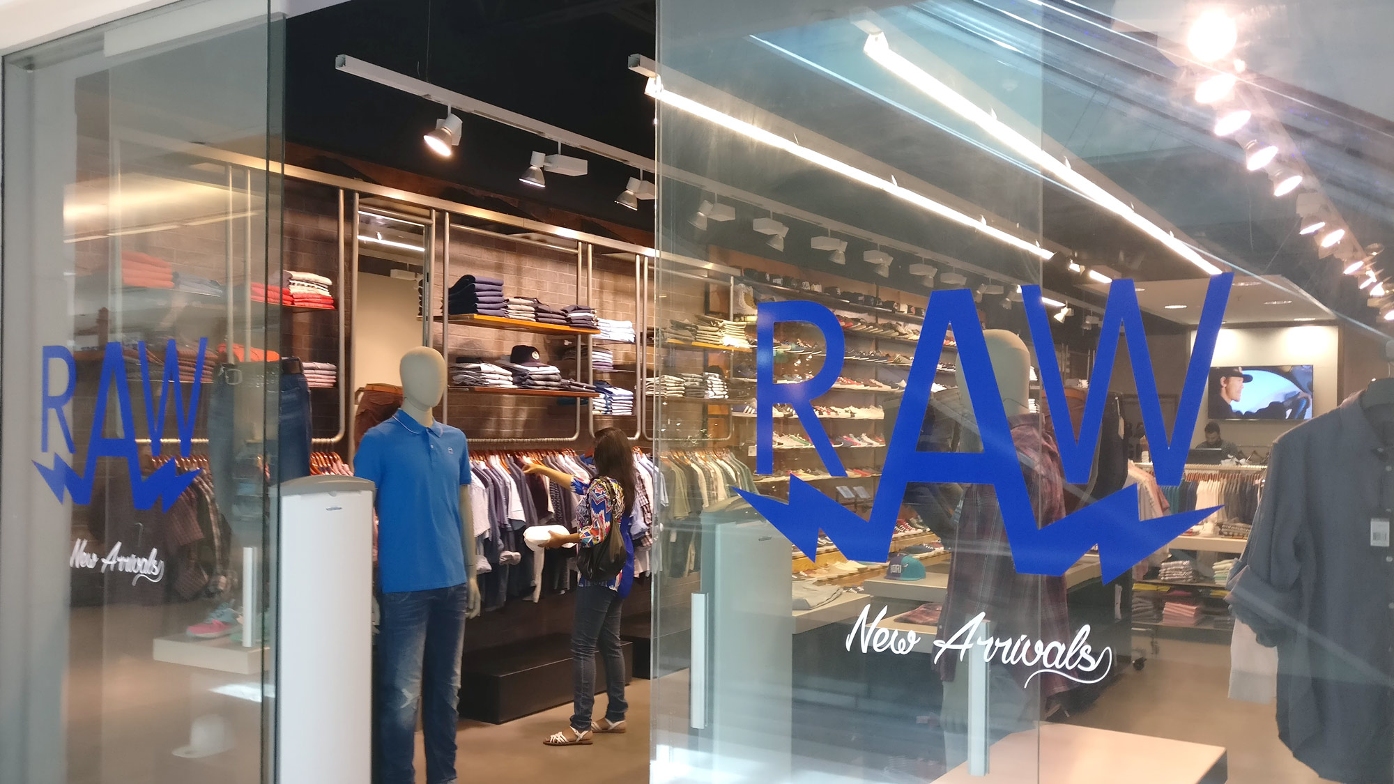 The RAW Store