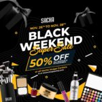 Sacha's Black Friday Sale